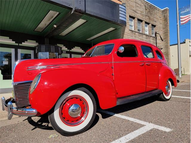 1939 Mercury Eight (CC-1530882) for sale in Stanley, Wisconsin