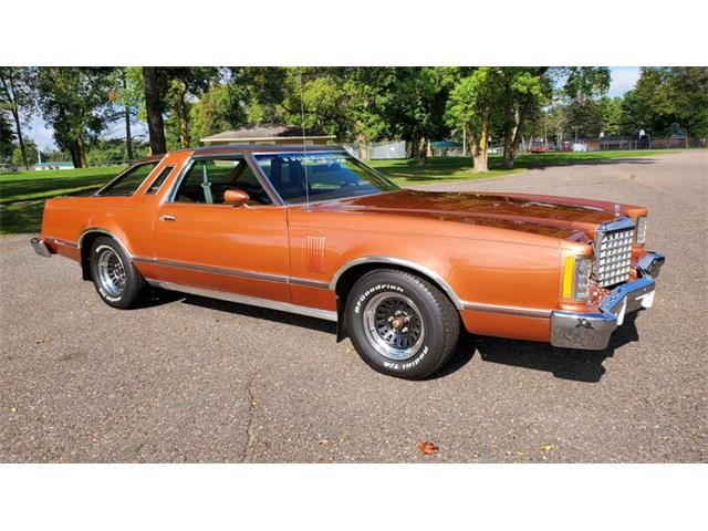 1978 Ford Thunderbird (CC-1530883) for sale in Stanley, Wisconsin