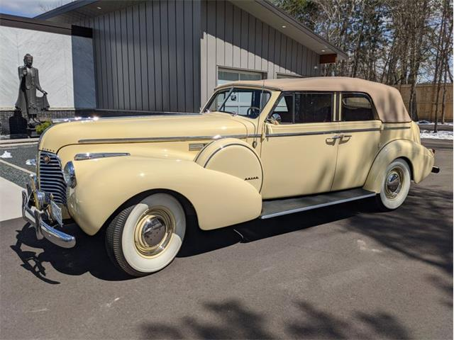 1940 Buick Limited (CC-1530884) for sale in Stanley, Wisconsin