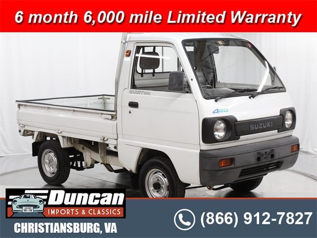 1991 Suzuki Carry (CC-1530089) for sale in Christiansburg, Virginia