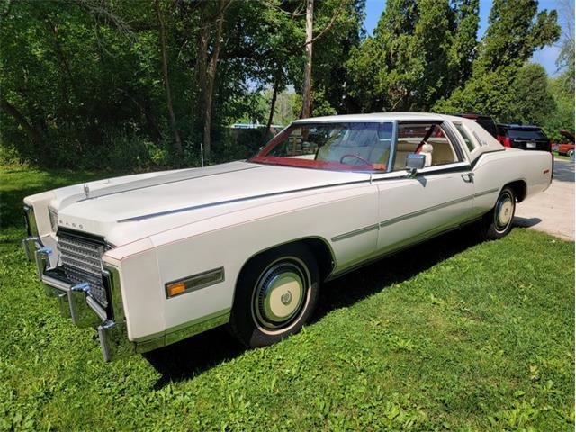 1978 Cadillac Eldorado (CC-1530890) for sale in Stanley, Wisconsin