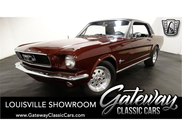1966 Ford Mustang (CC-1530893) for sale in O'Fallon, Illinois