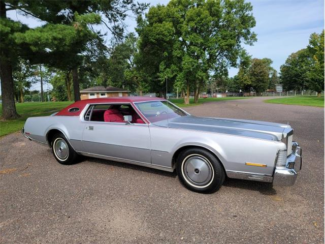 1973 Lincoln Continental (CC-1530894) for sale in Stanley, Wisconsin