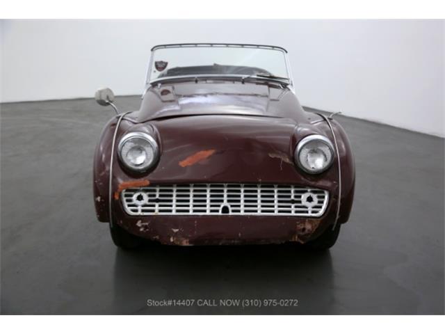 1956 Triumph TR3 (CC-1530090) for sale in Beverly Hills, California