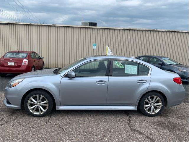 2014 Subaru Legacy (CC-1530903) for sale in Stanley, Wisconsin