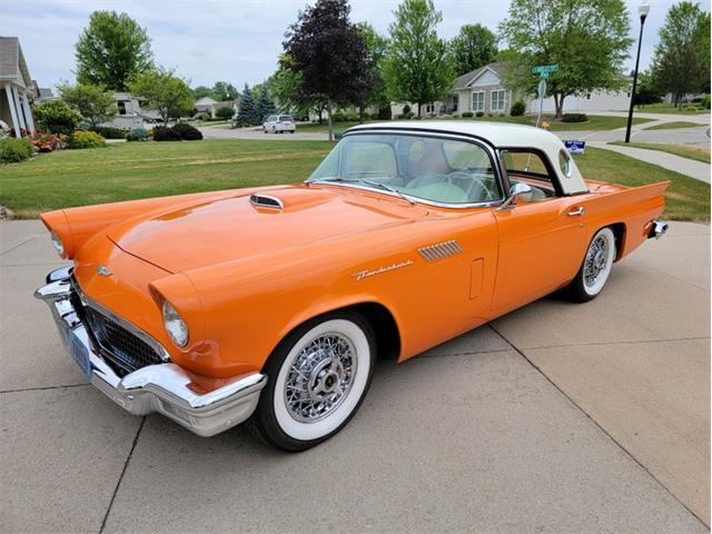 1957 Ford Thunderbird (CC-1530904) for sale in Stanley, Wisconsin