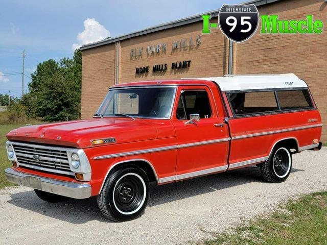 1968 Ford F100 (CC-1530907) for sale in Hope Mills, North Carolina