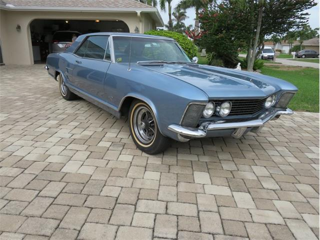 1964 Buick Riviera (CC-1530908) for sale in Stanley, Wisconsin