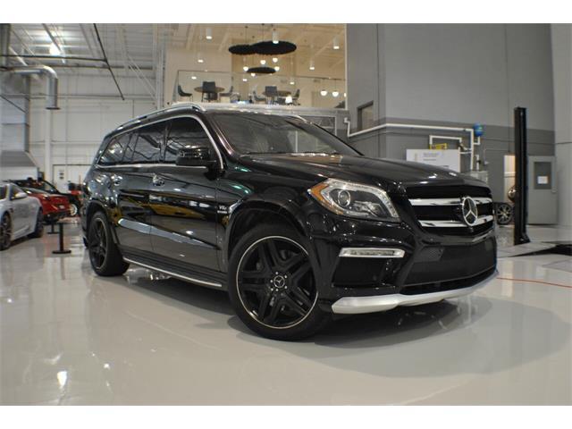 2016 Mercedes-Benz GL450 (CC-1530909) for sale in Charlotte, North Carolina