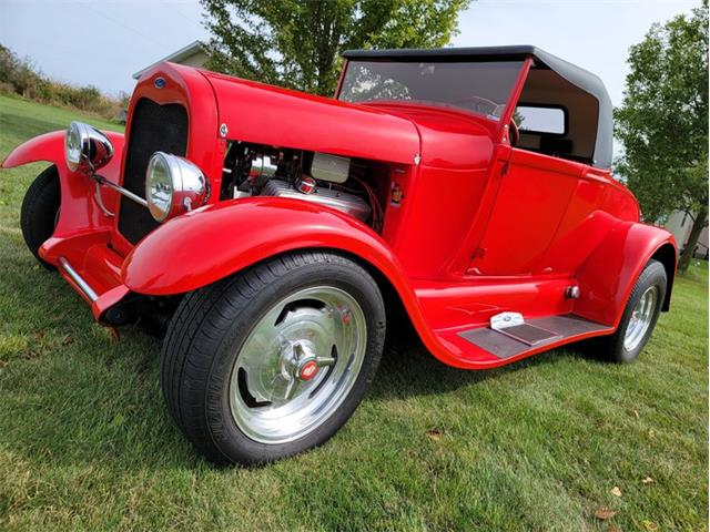 1929 Ford Model A (CC-1530910) for sale in Stanley, Wisconsin