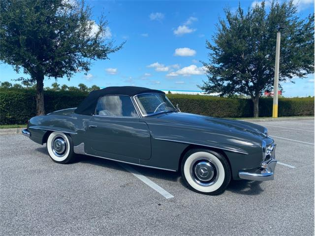 1958 Mercedes-Benz 190SL (CC-1530911) for sale in Sarasota, Florida