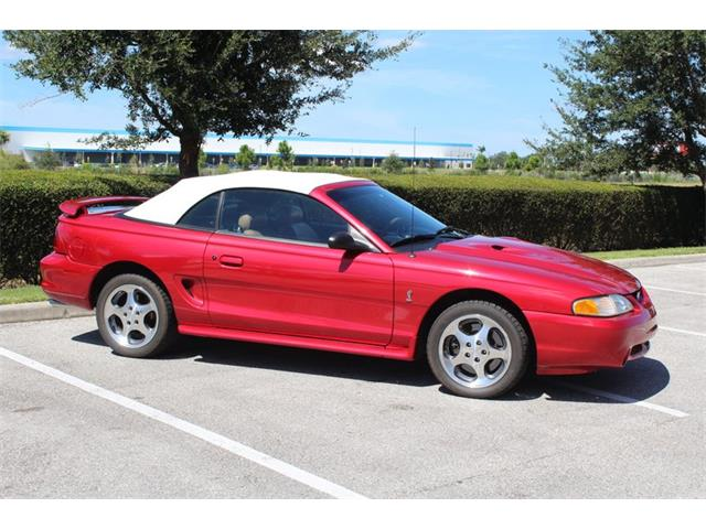 1996 Ford Mustang (CC-1530913) for sale in Sarasota, Florida