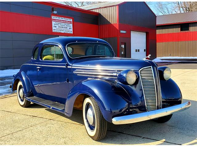 1937 Dodge Brothers Business Coupe (CC-1530919) for sale in Annandale, Minnesota
