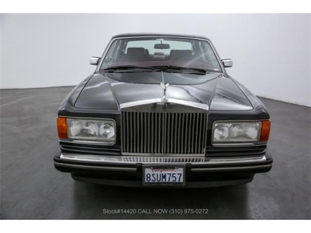 1990 Rolls-Royce Silver Spur (CC-1530092) for sale in Beverly Hills, California
