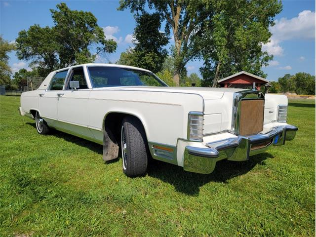 1979 Lincoln Continental (CC-1530924) for sale in Stanley, Wisconsin