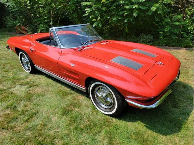 1963 Chevrolet Corvette (CC-1530926) for sale in Stanley, Wisconsin