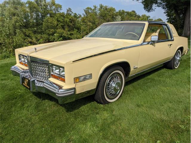 1980 Cadillac Eldorado (CC-1530928) for sale in Stanley, Wisconsin
