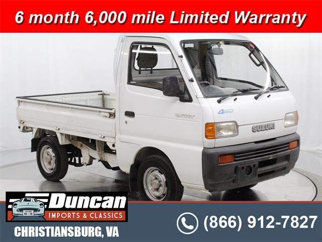 1992 Suzuki Carry (CC-1530093) for sale in Christiansburg, Virginia