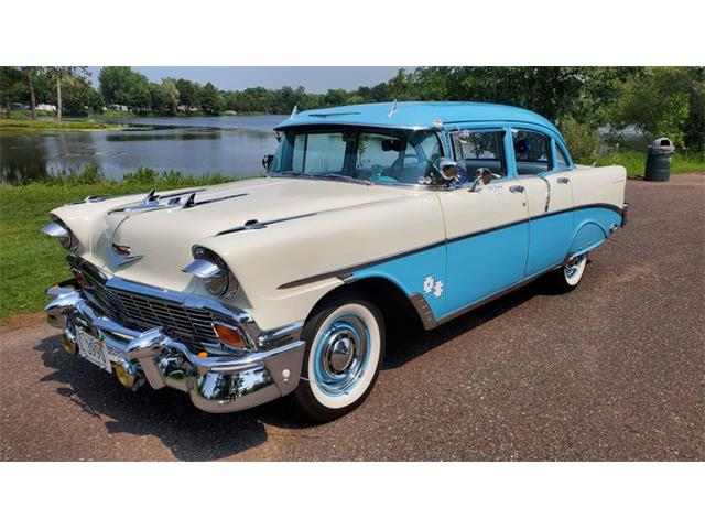 1956 Chevrolet 210 (CC-1530935) for sale in Stanley, Wisconsin