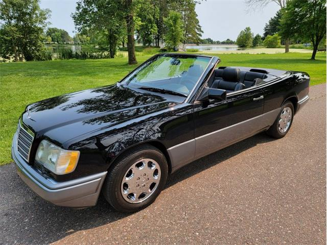 1995 Mercedes-Benz E-Class (CC-1530938) for sale in Stanley, Wisconsin