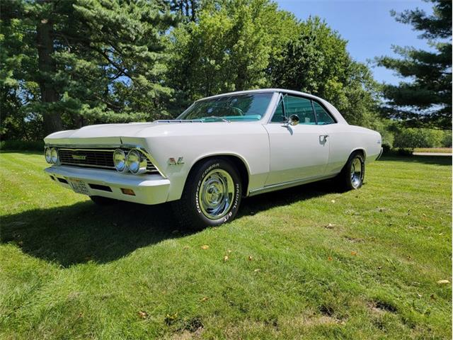 1966 Chevrolet Chevelle (CC-1530939) for sale in Stanley, Wisconsin