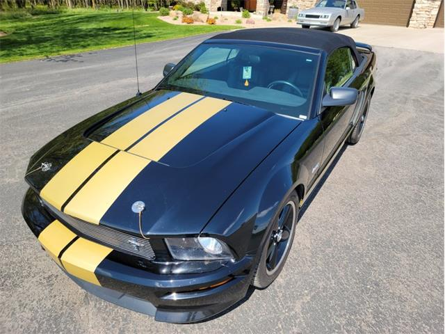 2007 Ford Mustang (CC-1530941) for sale in Stanley, Wisconsin