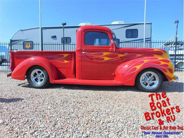 1940 Ford Pickup (CC-1530946) for sale in Lake Havasu, Arizona