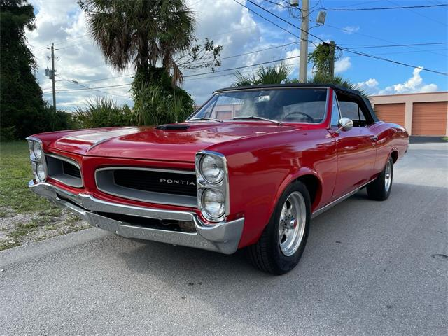 1967 Pontiac Tempest (CC-1530956) for sale in Pompano Beach, Florida