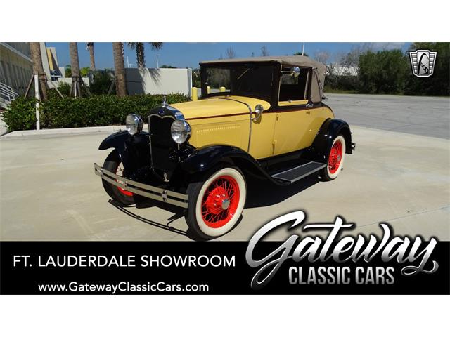1930 Ford Model A (CC-1530096) for sale in O'Fallon, Illinois