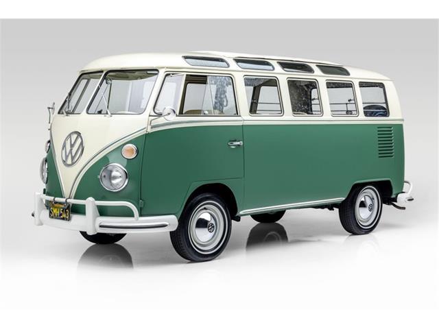 1966 Volkswagen Bus (CC-1530960) for sale in Costa Mesa, California