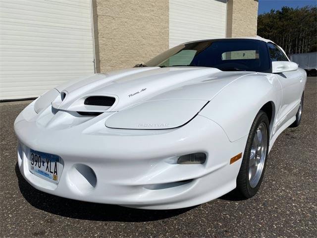 2001 Pontiac Firebird (CC-1530965) for sale in Ham Lake, Minnesota