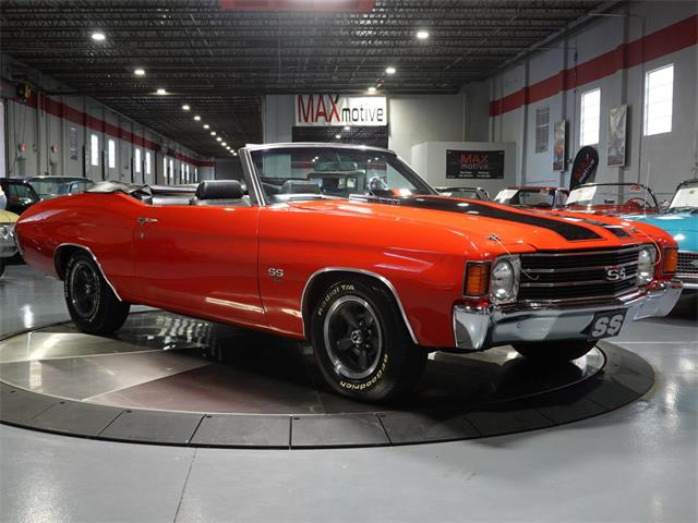 1972 Chevrolet Chevelle (CC-1530097) for sale in Pittsburgh, Pennsylvania