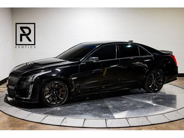 2017 Cadillac CTS-V (CC-1530970) for sale in St. Louis, Missouri