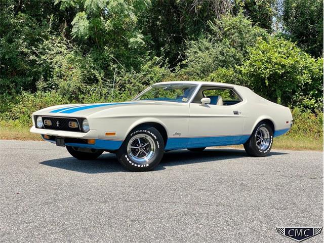 1972 Ford Mustang (CC-1530981) for sale in Benson, North Carolina