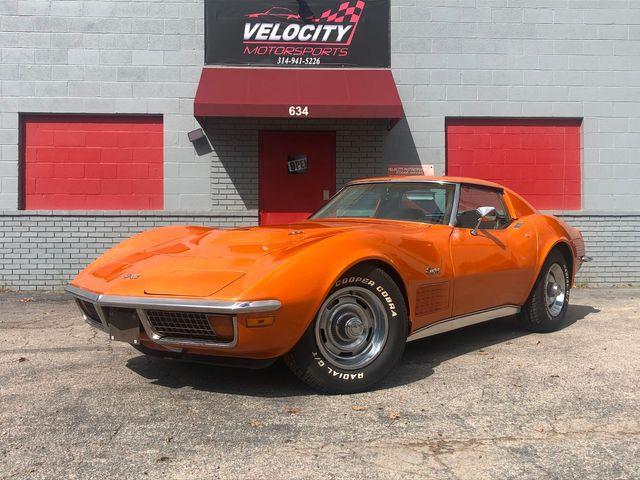 1972 Chevrolet Corvette (CC-1530987) for sale in Valley Park, Missouri
