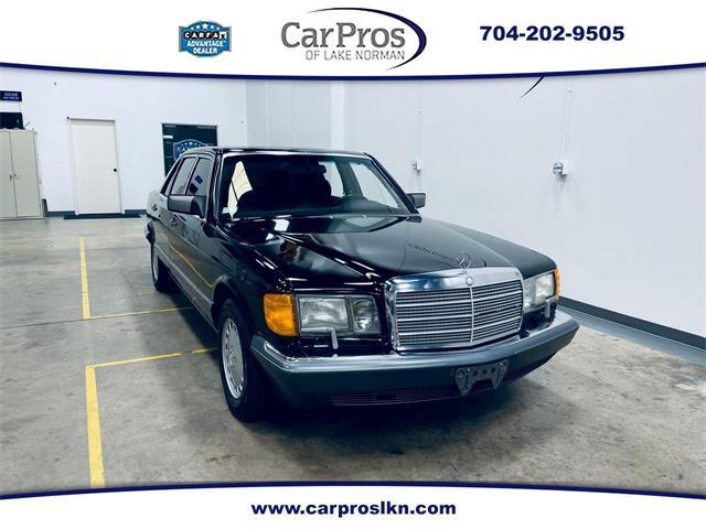 1991 Mercedes-Benz 420 (CC-1530989) for sale in Mooresville, North Carolina
