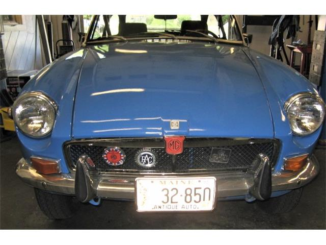 1973 MG MGB (CC-1530998) for sale in Rye, New Hampshire