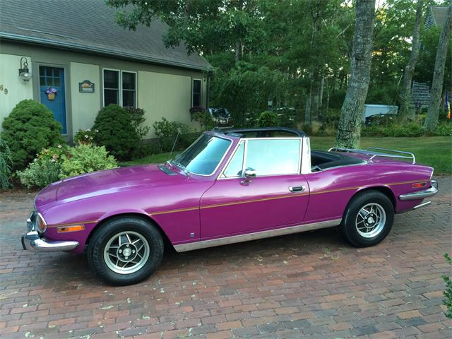 1973 Triumph Stag (CC-189915) for sale in Dennis, Massachusetts
