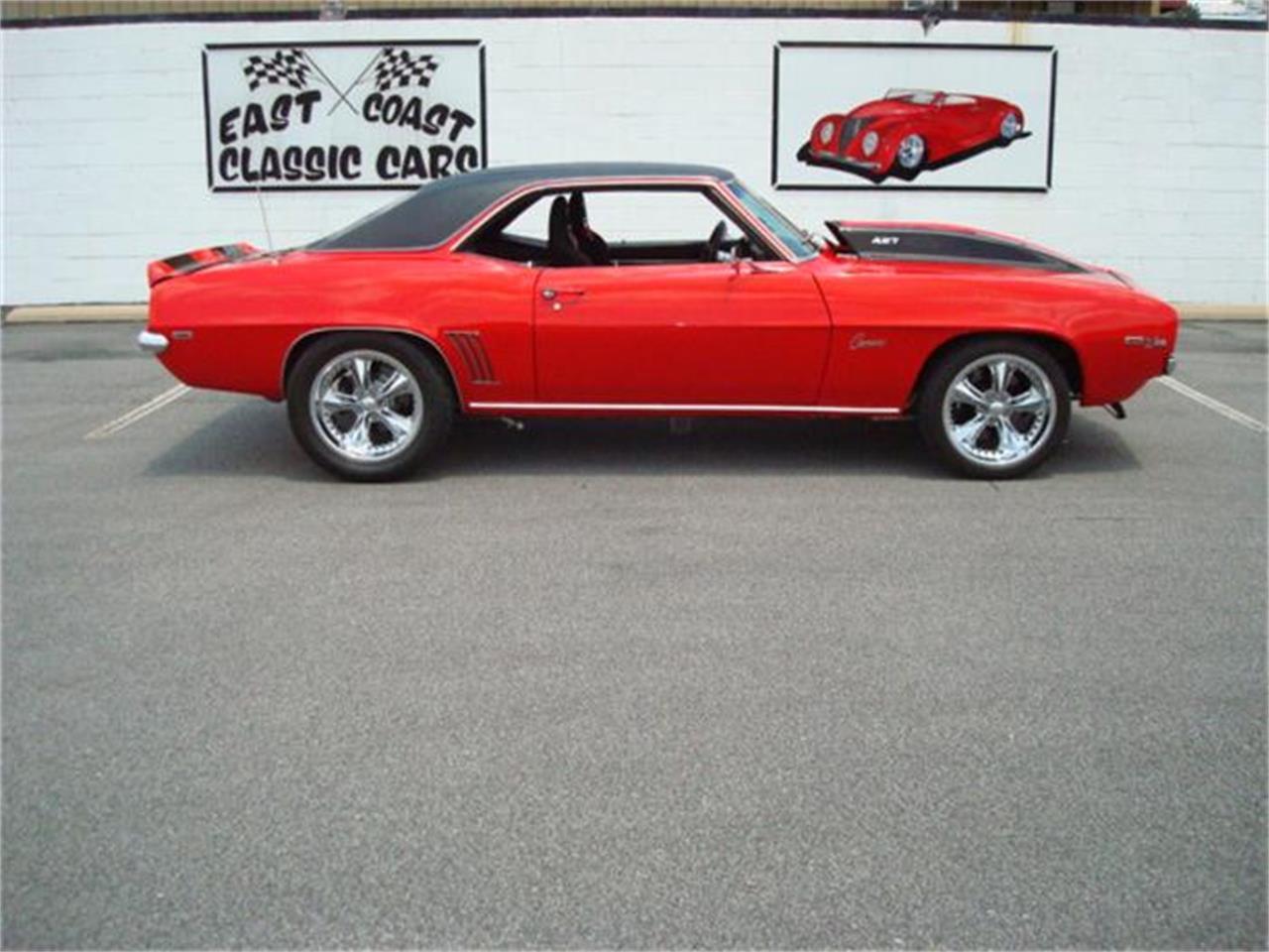 1969 Chevrolet Camaro (CC-216462) for sale in Lillington, North Carolina