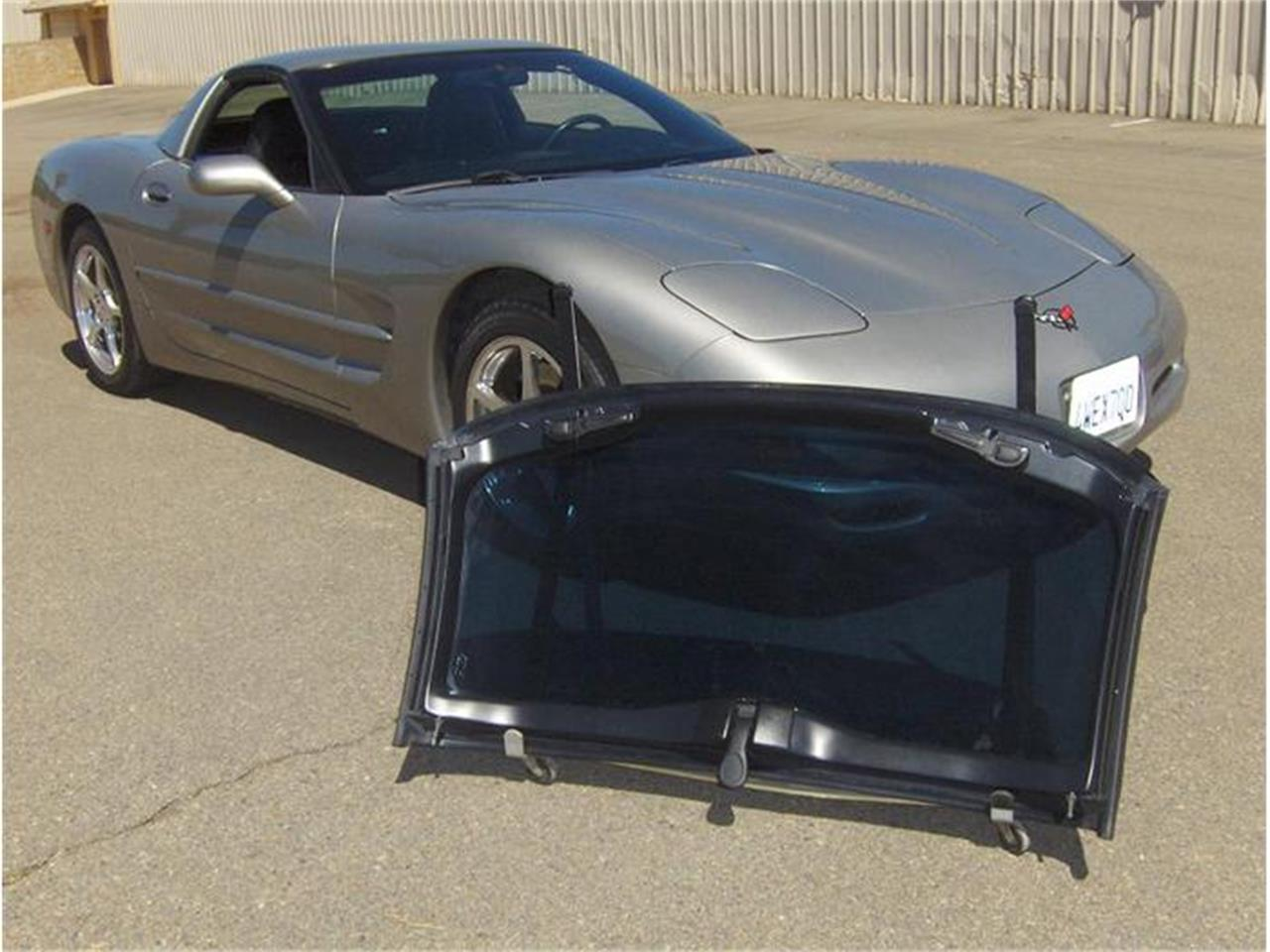 2002 Chevrolet Corvette (CC-234094) for sale in Spring Valley, California