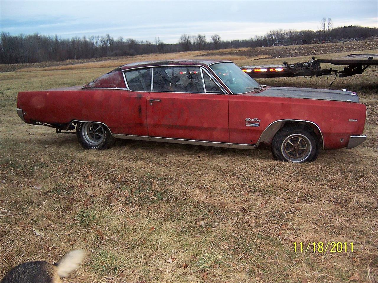 1968 Plymouth Sport Fury (CC-272159) for sale in Parkers Prairie, Minnesota
