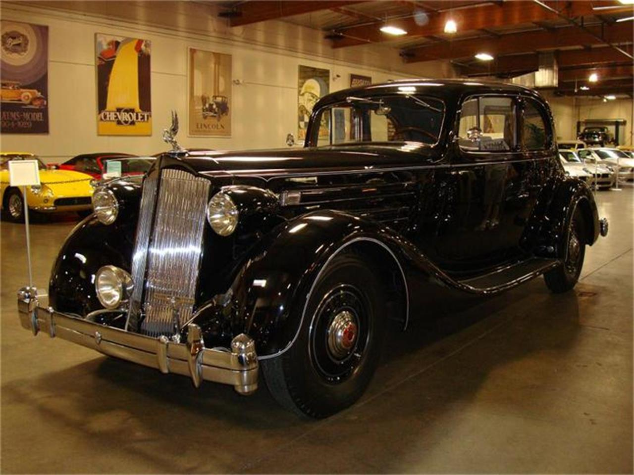 1936 Packard Twelve (CC-297370) for sale in Costa Mesa, California