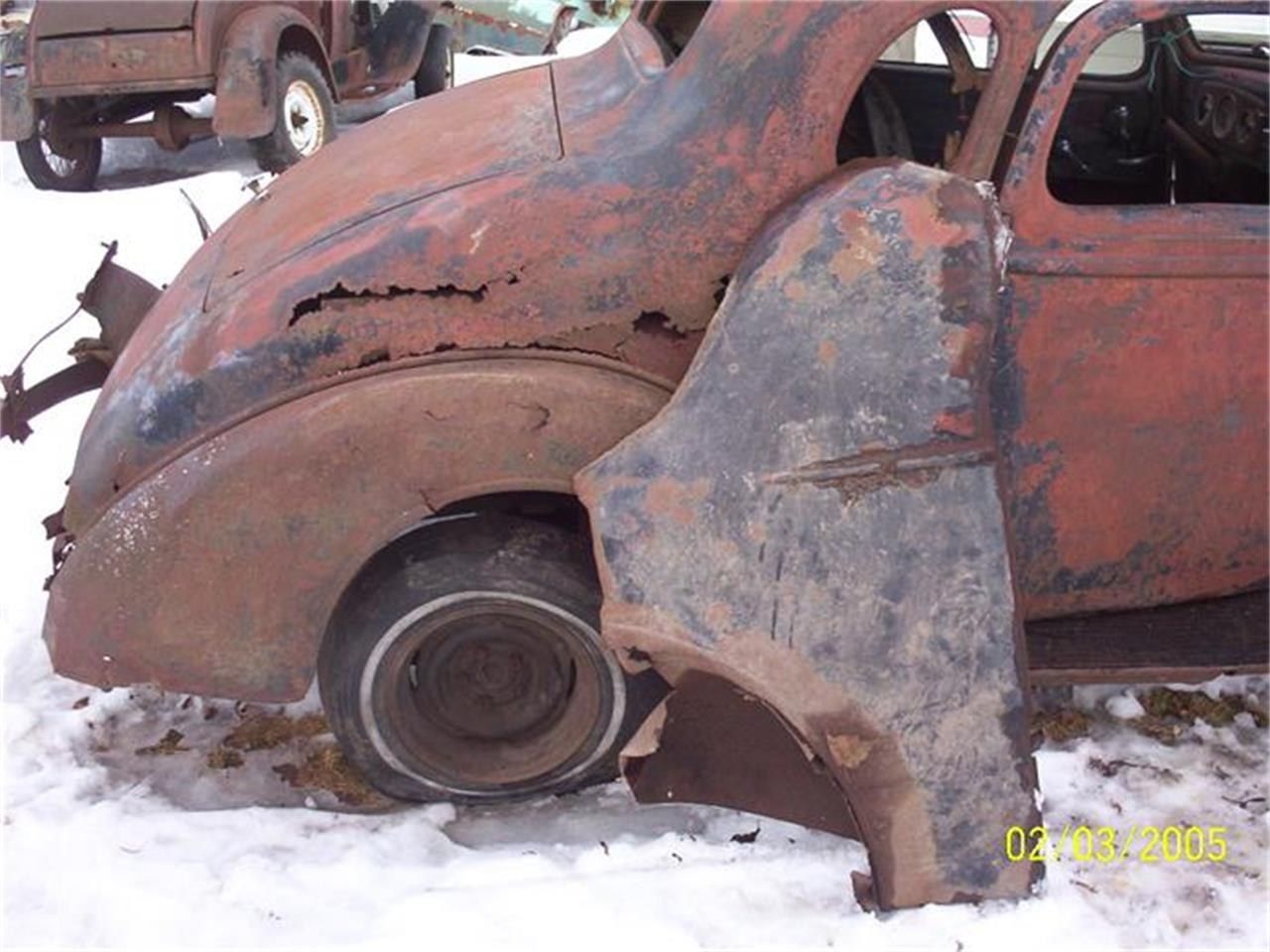 1935 Chevrolet 5-Window Coupe (CC-36862) for sale in Parkers Prairie, Minnesota