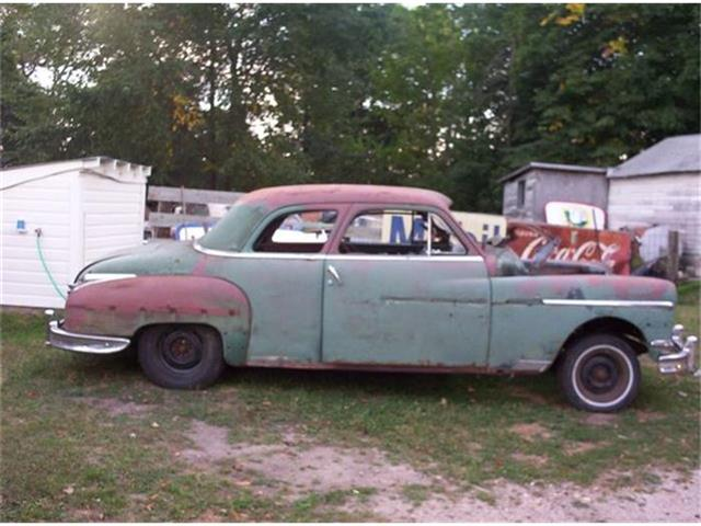 1949 Chrysler 2-Dr Hardtop (CC-36896) for sale in Parkers Prairie, Minnesota