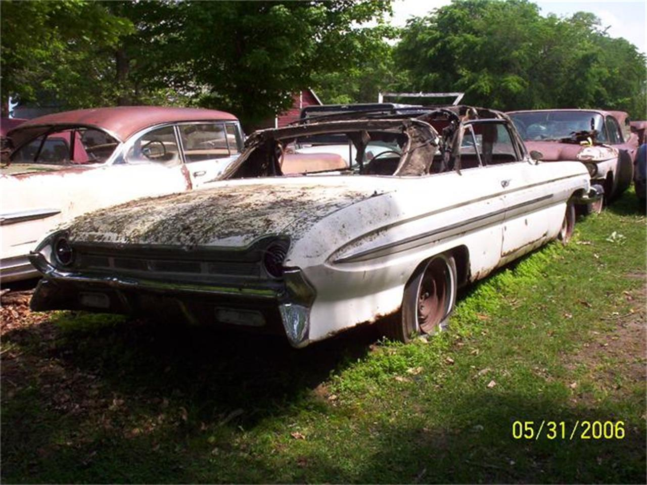 1961 Oldsmobile Starfire (CC-36918) for sale in Parkers Prairie, Minnesota