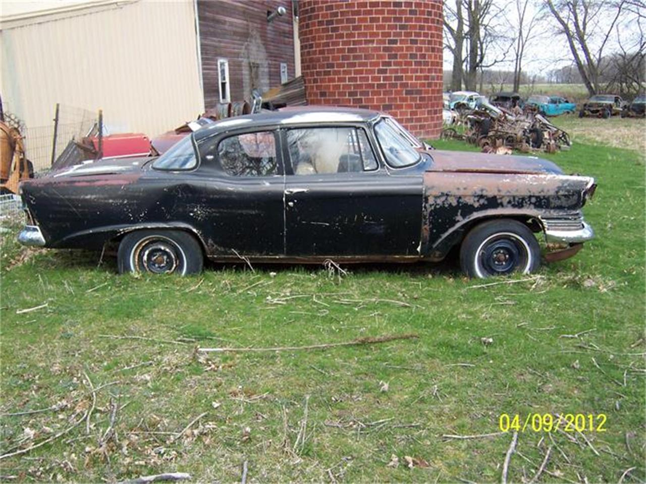 1957 Studebaker 2-Dr (CC-36926) for sale in Parkers Prairie, Minnesota