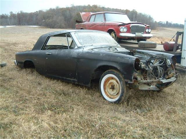 1962 Studebaker Hawk (CC-36927) for sale in Parkers Prairie, Minnesota