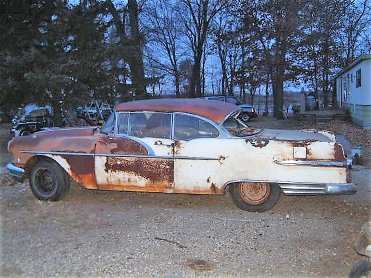 1956 Pontiac Star Chief (CC-36933) for sale in Parkers Prairie, Minnesota
