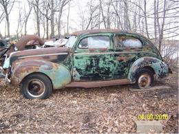 1940 Ford Tudor (CC-36963) for sale in Parkers Prairie, Minnesota