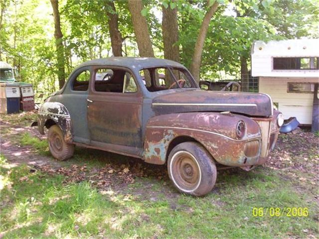 1941 Ford 2-Dr Coupe